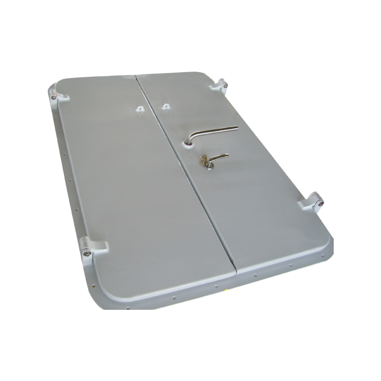 Quick Opening Amp Closing Watertight Steel Double Door